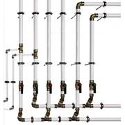 Трубы и фитинги металлопластиковые Viega (Германия) фото