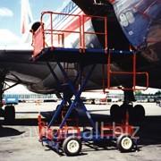 Платформа подъемная для технического обслуживания ППТ фото