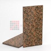 Гранит красный плита G562 600*600*18 термообработка фото