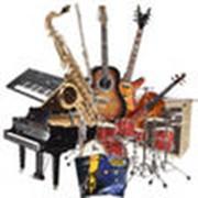Производство инструментов музыкальных фото