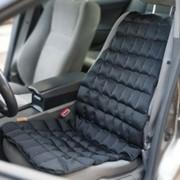 Ортопедическая накидка на автомобильное сиденье Авто-люкс фото