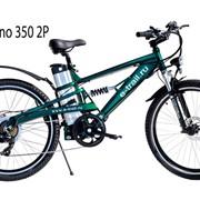 Электровелосипед горный Montano 350 2P
