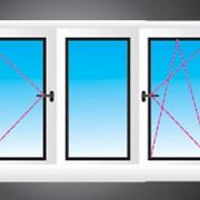 "Окно Комфорт ""под ключ"" 2100*1400 мм. фото"