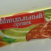 Мороженое ароматическое Миндальный орешек фото