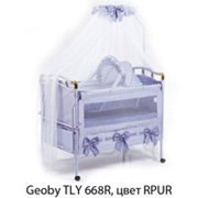 Манеж Geoby TLY668R (RPUR) фото