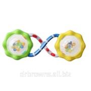 Погремушка Спиральная 13,5см x 4,5см фото