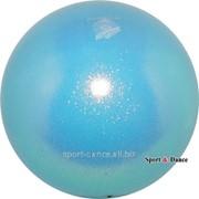 Мяч HIGH VISION голубой,18см, вес 400 гр. фото