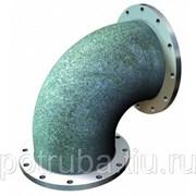 Колено раструб-гладкий конец УРГ-300 с ЦПП фото