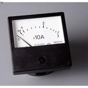 Амперметр и вольтметр Э8030-М1, Э42700 80х80мм фото