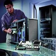Техническое обслуживание компьютерной техники. фото