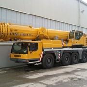 Аренда автокрана Liebherr LTM 1160 - 160 тонн фото