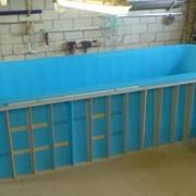Полипропилен листовой для бассейнов фото