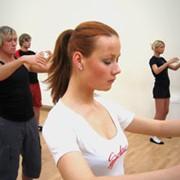 Оздоровительные занятия цигун фото