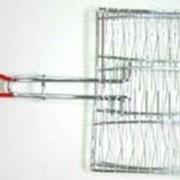 Решетка для рыбы тройная 280х280 (SK1021-1) фото