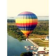 Свободный полёт на воздушном шаре фото