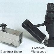 Прибор измерения твердости Buchholz Indentation Tester фото