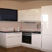 Изготовление встроенной кухонной мебели под заказ Киев фото