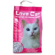 Наполнитель Love Cat впитывающий фото