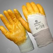 Перчатки нитриловие фото
