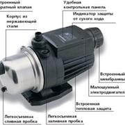Grundfos MQ 3-35/45 Насосная установка самовсасывающего типа для водоснабжения фото