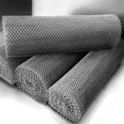 Сетки рулонные плетенные фото