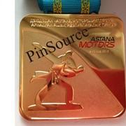 Медаль спортивная фото
