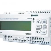 Программируемый логический контроллер Овен ПЛК63-РРРРИИ-L фото