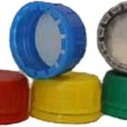Крышка п/э с отрывным пояском для канистр диаметр 38 мм