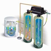 Автоматические установки умягчения воды серии Триплекс фото