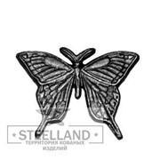 Декоративная бабочка (95*130*5 Вес: 0,2 кг) фото