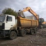 Вывоз строительного мусора в Мытищах фото