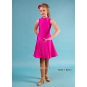 Платье спортивное для бальных танцев Р 4.3 Альера фото