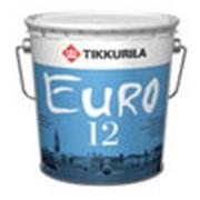 Полуматовая латексная краска Евро 12 фото