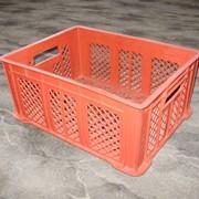 Ящик полиэтиленовый 400х300х180 фото