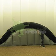 Большие воздухоопорные шатры фото