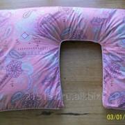 Подушка Обнимушка в комплекте с наволочкой фото