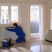 Установка радиатора (без учета сварочных работ) фото