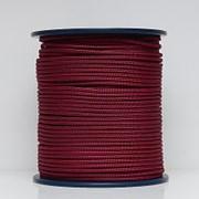 Шнур полипроп. плет. 5мм 24 пр. серд. фото