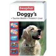 Витамины Микс 180 таб Beaphar Doggy's фото