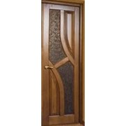 Двери из массива дерева на заказ фото