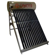Вакуумный солнечный водонагреватель фото