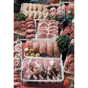 Полуфабрикаты из мяса и овощей фото