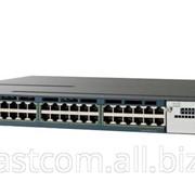Коммутатор Cisco WS-C3560X-48PF-L фото