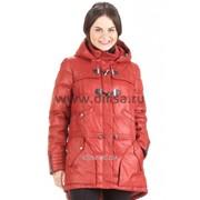 Куртка без меха Mishele 9515 Терракот фото
