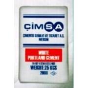 Цемент белый CIMSA, Турция, марка I 52,5 N
