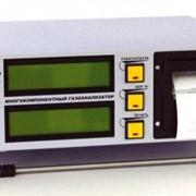 Газоанализатор дымомер Автотест 01.04П фото