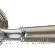 Ручка раздельная Libretto ML SN/CP-3 матовый никель, хром Код: 33151 фото
