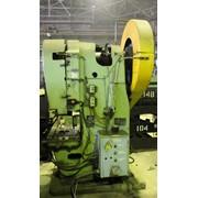 Пресс механический (кривошип) К1128 фото