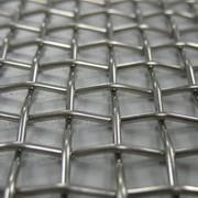 Сетка тканая оцинкованная 2x2x0.6 ГОСТ 3826-82, сталь 3сп5, 10, 20 фото