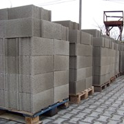Блоки строительные, Блоки стеновые от производителя фото